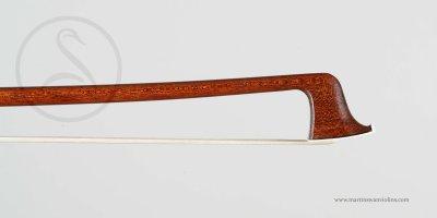 Louis Morizot Violin Bow, Mirecourt circa 1925