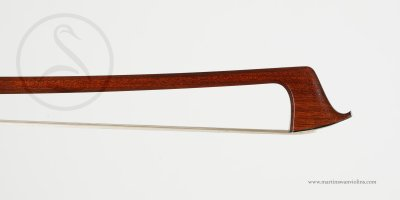 WE Hill & Sons Viola Bow by William Johnston circa 1900