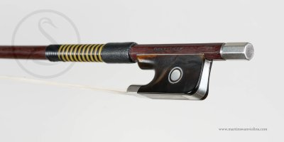 WE Hill & Sons Cello Bow, Sydney Yeoman circa 1920