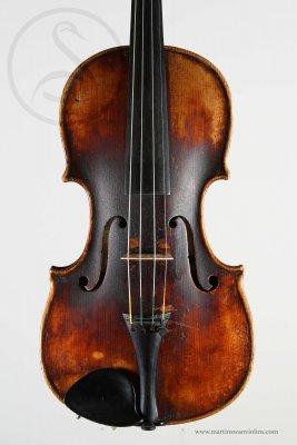 A Mittenwald Violin circa 1800