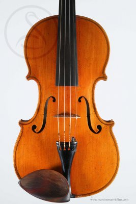 iccardo Genovese Violin, Montiglio 1926