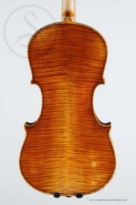 Giuseppe Tarasconi Violin, Saronno 1888
