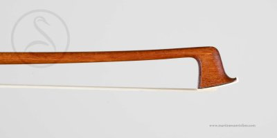 Alecio Reis Violin Bow, Brazil/UK 2014