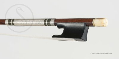 Jean Persoit Violin Bow, Paris circa 1820