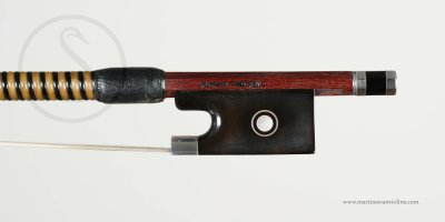 WE Hill & Sons Violin Bow, London 1931