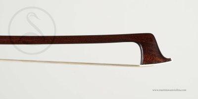 Nicolas Maire Violin Bow, Mirecourt circa 1840