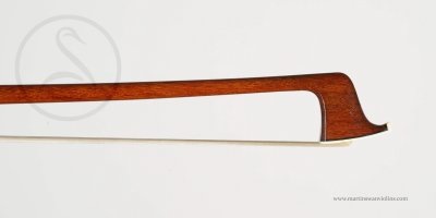 A Fine German Violin Bow made for Chanot circa 1890
