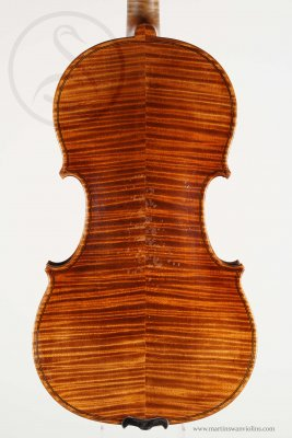 WE Hill & Sons Violin, London 1904