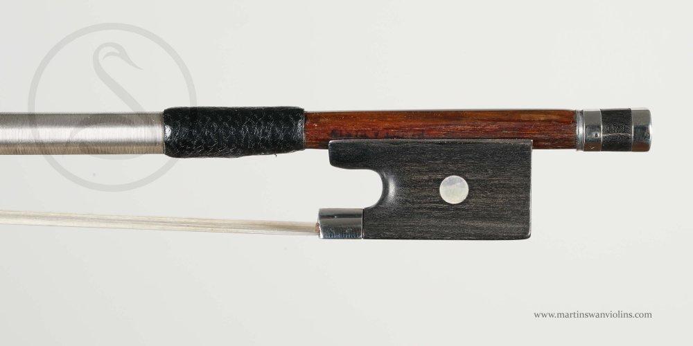 Joseph Henry Violin Bow, Paris circa 1850