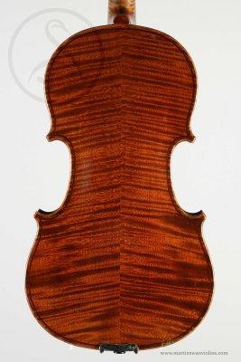 A Mirecourt Violin circa 1910, Couresnon Workshops