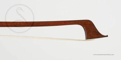 WE Hill & Sons Cello Bow, Arthur Scarbrow 1932