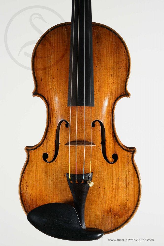 Camillo Camilli Violin, Mantua 1739