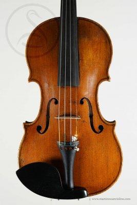 Ferdinand Gagliano Violin, Naples, 1760