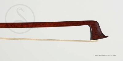 Jacob Eury Violin Bow, Paris circa 1835