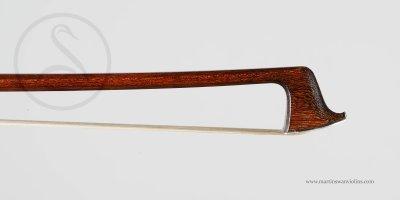 WE Hill & Son Violin Bow, William Retford c1930