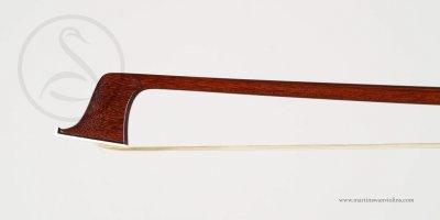 Etienne Pajeot Violin Bow, Mirecourt circa 1840