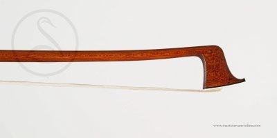 Eugene Sartory Violin Bow, Paris circa 1895