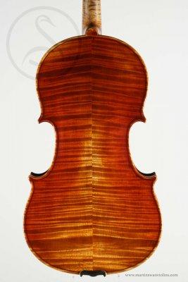 ASP Bernardel Viola, Paris 1850