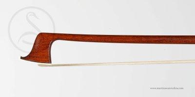 Franz Albert Nürnberger Violin Bow, Markneukirchen circa 1900
