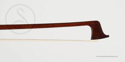 August Rau Violin Bow, Markneukirchen circa 1910