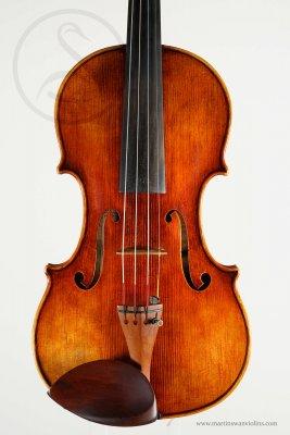 Vladimir Pilar Violin, Hradec Kralove 1982