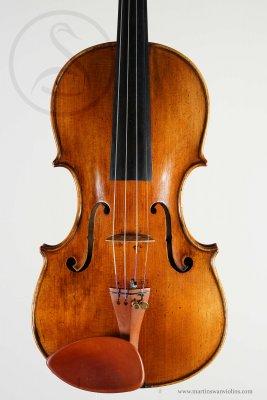 Eugenio Degani Violin, Venice 1898